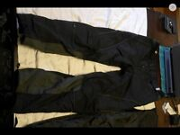 Mint Joerocket motorcycle pants size M