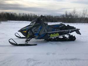 2016 Polaris Switchback Assult 800 Terrain Dominator Special Edi