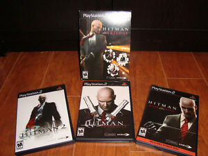 Hitman Collection - PS2 - Hitman 2 - Contracts - Blood Money