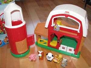 Ferme des animaux Fisher Price