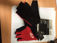 Cycling Mitts Giro Jag - never used Size XL