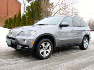 2009 BMW X5 35d DIESEL, Leathe, Back up camera, 7 passenger