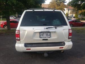2003 Nissan Pathfinder VUS