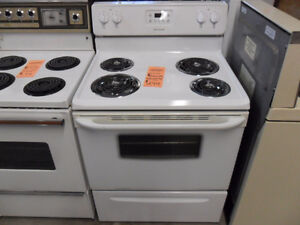 Reconditioned Stoves with 6 month warranty