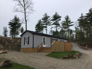 Off Season Sale - Mobile Cottage Rental on the Ottawa River