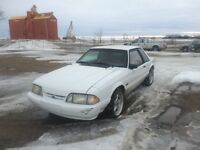 1990 Ford Mustang Lx 5.0