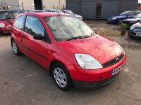 Ford Fiesta 1.2 Finesse, Ideal First Car, 10 Service Stamps, Low Mileage, 12 Month Mot, Warranty