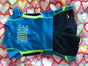 Boys Summer Nike outfit