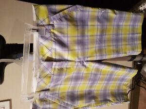 Women' Puma Golf Shorts