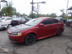 2010 Mitsubishi Lancer AUTOMATIC 110.000 KM SAFETY+1YEARWARRANTY