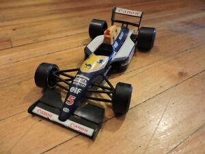 Model car F1 Williams Renault FW14 (1991) from Bburago (1:24)
