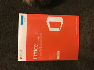 BNIB Never Opened Microsoft Office 2016 Home and Business