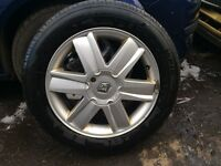 16in Renault alloys