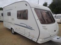 Sterling Eccles Diamond 2005 2 Berth End Washroom Single Axle Touring Caravan