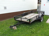 Redesigned ATV-Utility Trailer For Sale