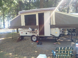 Trailer Camping this Canada Day Weekend!