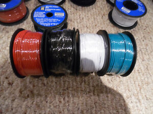 Primary Wire #12 16 18 gauge x 100ft spools New Bulk Lot  Bulk Kitchener / Waterloo Kitchener Area image 4