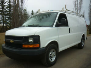 2014 Chevrolet Express G2500 Cargo Van FULLY LOADED!!!