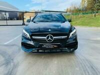 2016 Mercedes-Benz CLA CLA 45 [381] 4Matic 4dr Tip Auto SALOON Petrol Automatic
