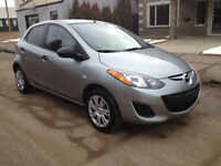 EXCELLENT GAS MISER...2012 MAZDA2..4CYL AUTOMATIC