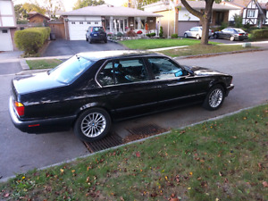 BMW 735iL only 141 000 km  good condition 2 owners
