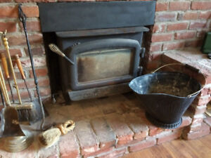 Woodstove insert REDUCED!