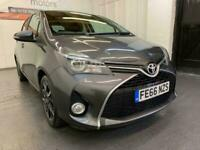 2016 Toyota Yaris 1.33 Dual VVT-i Design 5dr Hatchback Petrol Manual
