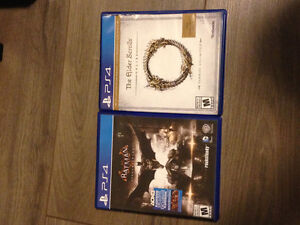 Good deal on PS4 games