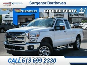 2014 Ford F-250 Super Duty Lariat  - Leather Seats -  Bluetooth