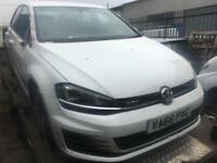 Volkswagen GOLF 2.0 GTD DSG 5dr 2017/66 Damage/Repairable