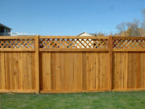 SAVE TAX on Fence Installation and Replacements