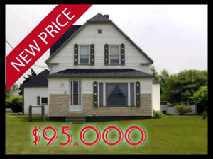 8 Station Road, Lower Woods Harbour, N.S. $95,000