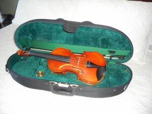 4/4 KARL WILLHELM   VIOLIN/FIDDLE