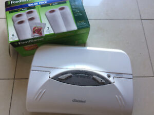 Seal a meal food vacuum sealer with refills