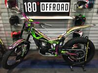 2019 Vertigo Combat Vertical 125cc, 250cc, 300cc Trials Bike In-Stock!!!!!!!!!!!