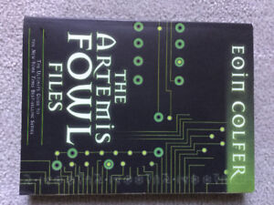 BRAND NEW - THE ARTEMIS FOWL FILES - EOIN COLFER