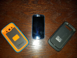 Samsung Galaxy S3 + CASES!! Trades Considered