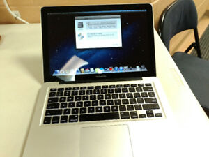 13-inch  MacBook Pro mid- 2012  i5 2.5GHz