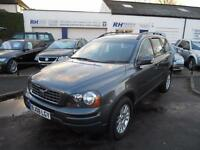 VOLVO XC90 2.4 D5 S AWD RARE MANUAL MODEL 08reg GREY FULL HISTORY 4X4 VGC