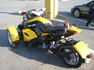 2009 Can-Am Spyder