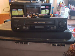 Sharp VCR for sale!!