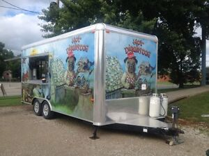 Concession trailer PRICE DROP