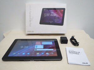 """Asus Pad 10"""" Android Tablet Quad Core 16GB IPS WiFi Bluetooth"""