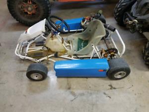 Race style gokart