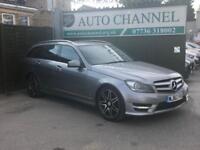 2012 Mercedes-Benz C Class 2.1 C250 CDI AMG Sport 7G-Tronic Plus 5dr