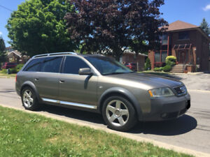 2005 Audi Allroad 2.7T Quattro AWD - ONLY 182k - MINT CONDITION
