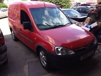 2003 Vauxhall combo 1.7cc diesel van FULL 12 months MOT alloys central locking low mileage
