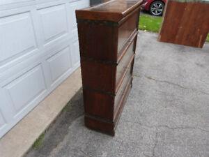Antique / Vintage Barristers Bookcase