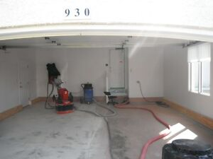 Decorative Chiped Floors, Epoxy, Cabinets, Overhead Storage London Ontario image 9