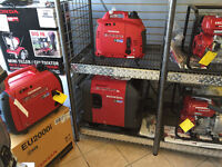 Honda Generator on sale